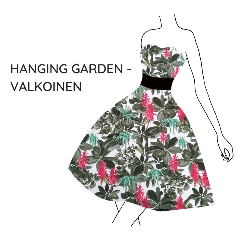Hanging garden valk
