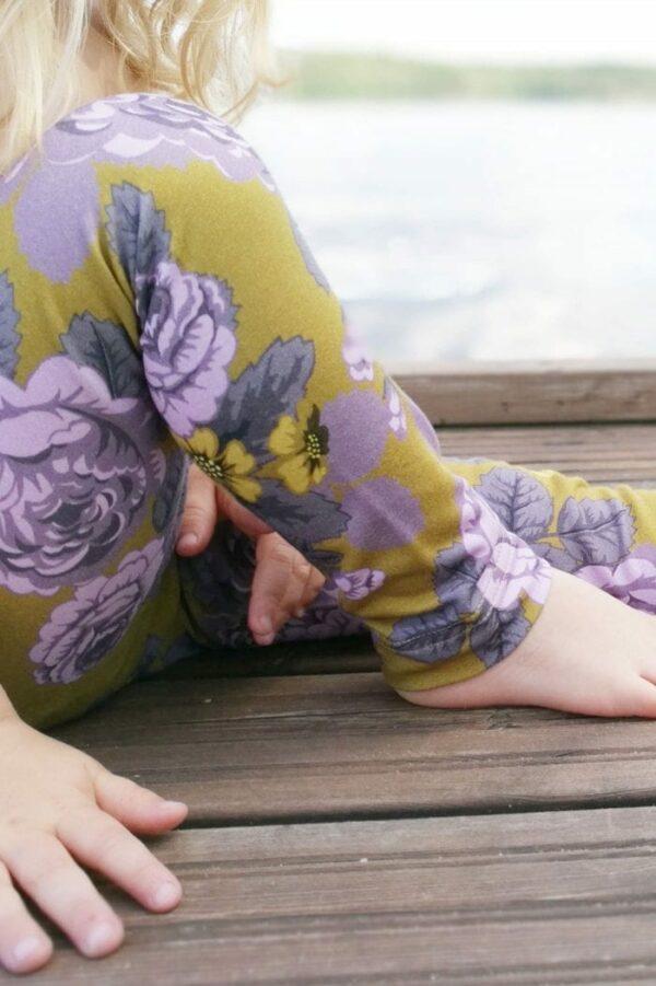 Lapset mimosa legginsit babushka roses e1564861353915