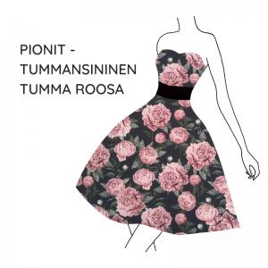 Oskunautti Stella mekko Babushka roses