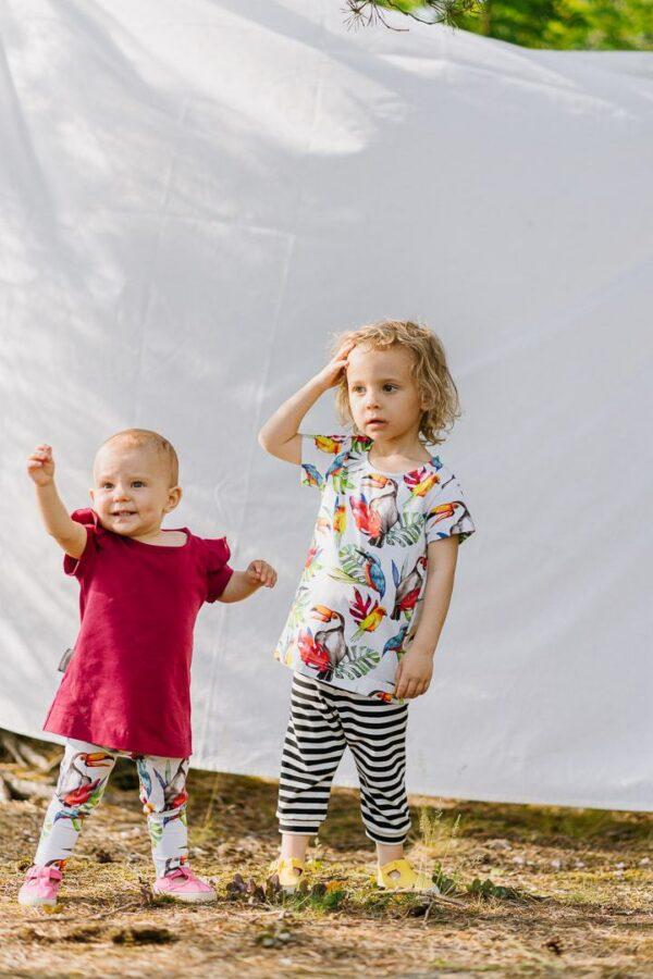lapset sirius paita stella mekko
